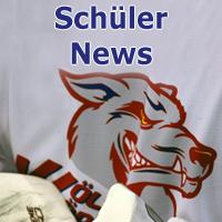 Meisterschafts-Heimspiel Wölfe Schüler gegen den ESV Buchloe Pirates