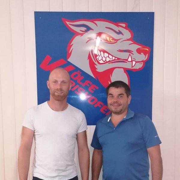 Marcus und Philipp